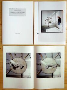 """MARCELLO GALVANI """"La molla è un motore"""" (Libro d'artista in tiratura limitata)"""