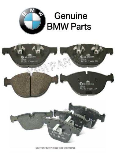 For BMW E70 E71 X5 X6 xDrive50i 08-14 Pair Set of Front+Rear Brake ...