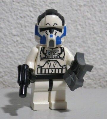 LEGO STAR WARS FIGUR ### 501ST PILOT TROOPER AUS SET 75004 ###=TOP!!!