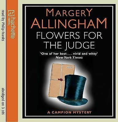 Flowers for the Judge (Albert Campion), Allingham, Margery,