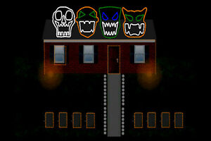Free Light O Rama Halloween Sequences