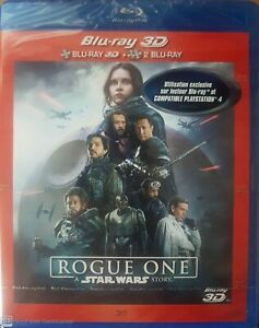 ROGUE-ONE-COMBO-BLU-RAY-3D-ET-2D-NEUF-SOUS-CELLOPHANE