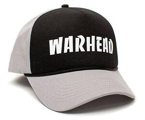 New Warhead Printed Curved Cloth Cap Hat Black Gray Dime Bag Darrell ... 83e090b65db