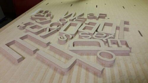 cnc cutting service  milling mdf