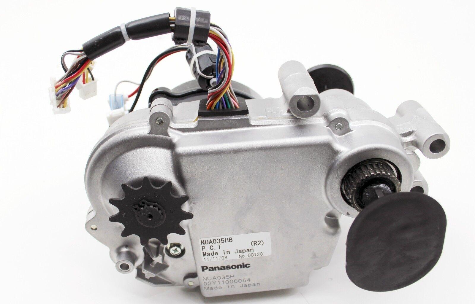 Panasonic Elektro Motor für 45 km h E-Bike  Speed Panasonic NUA035HB, R2  best reputation