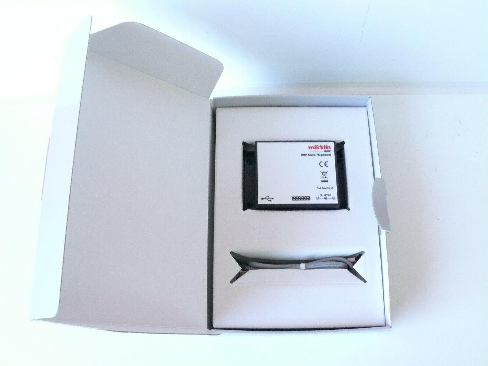 Märklin - 60801 Sound Programmer-NUOVO & OVP