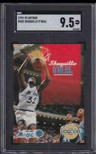 1992-93-SKYBOX-ROOKIE-SHAQUILLE-O-039-NEAL-RC-SGC-9-5