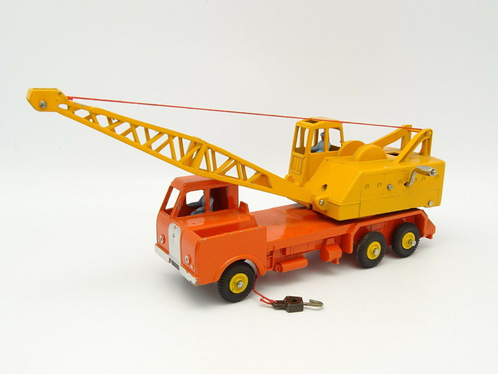 Dinky giocattoli GB 1 43 - 20 Ton Lorry Mounted Crane Skull Mobile Coles