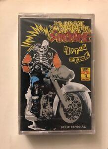 Amaya-Ltd-Sindrome-Capital-Punk-Mexican-Punk-Hardcore-Cassette