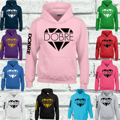 Marcus Lucas DOBRE Brothers Kids Hoodie Birthday Top Music Dance,youtuber,Gift