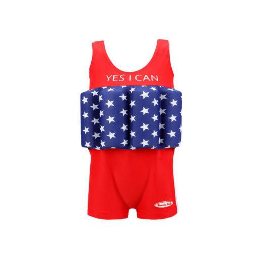 Baby Swimming Pool Float Vest Swimsuits /& Adjustable Buoyancy Swim For Kids
