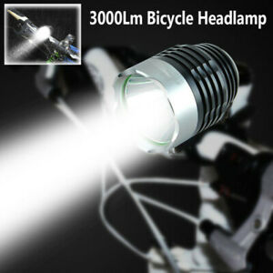 Bicycle-Mountain-Bike-Front-Light-LED-Headlight-Lamp-Torch-Waterproof-3000LM-dse