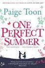 One Perfect Summer von Paige Toon (2012, Taschenbuch)