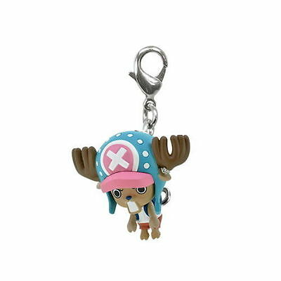 Bandai One Piece Pinched Mascot Key chain Canican ver Figure Chopper