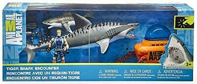 Animal Planet Tiger Shark Submarine Playset Sea Exploration Toys R Us  Exclusive | eBay