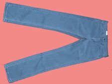 BNWT LEVI'S LINE 8 510 Skinny Fit JEANS 32W/34L  Guaranteed Original