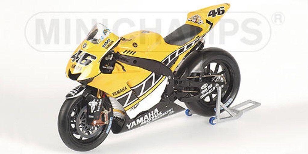 Minichamps Minichamps Minichamps 122 053046 053086 0530 96 YAMAHA modèle Bikes V Rossi Motogp 2005 1 12 a7a61c