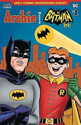 ARCHIE MEETS BATMAN 66 #1 COVER C FRANCAVILLA DC NM