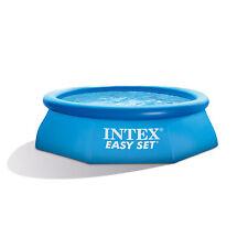 "Intex 8' x 30"" Easy Set Swimming Pool & 330 GPH GFCI Filter Pump | 28111EH"