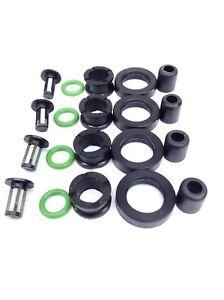 HONDA Fuel Injector Service Repair Rebuild Kit Orings Filters 94-97 V6