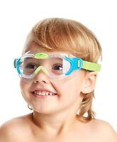 SPEEDO SWIMMING SEA SQUAD MASK KIDS AGE 2-6 YEARS JUNIOR GOGGLES BOYS & GIRLS