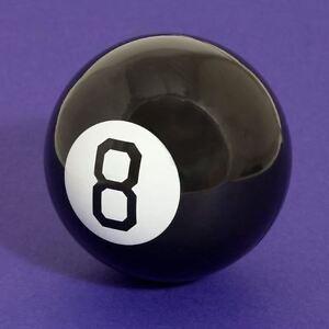 0bfa64e3e21ed Retro Magic Mystic 8 Ball Decision Making Fortune Telling Cool Toy ...