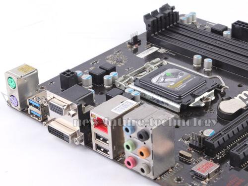 DDR3 mATX DVI USB3.0 MSI Intel B85 Express Motherboard B85M NIGHT ELF LGA 1150