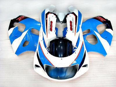 HIG Bodywork Fairing ABS Painted Full Set For Suzuki GSXR 600 1997 1998 1999 (F)