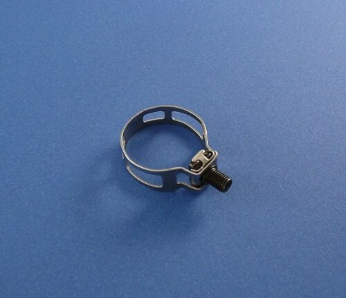 "SUNTOUR top mount Shifter gear lever clamp bracket NEW old stock 1 1//8/"" 28.6"