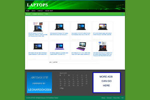 LAPTOP-COMPUTER-STORE-AFFILIATE-WEBSITE-amp-BLOG-WITH-NEW-DOMAIN-amp-HOSTING