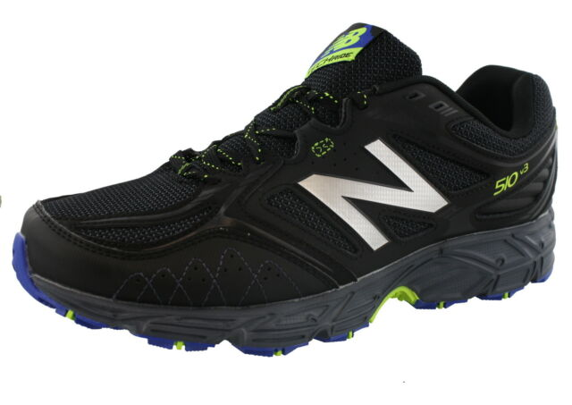 NEW BALANCE MENS MT510LB3 4E WIDE WIDTH TRAIL RUNNING SHOES