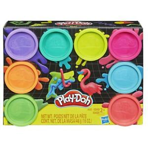Play-Doh-8-Pack-Neon-Non-Toxic-Modeling-Compound-with-8-Colors