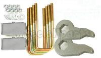 Lift Kit Chevy 1999 - 2006 1500 4x4 Truck Forged Torsion Keys 4 Aluminum Blocks