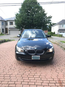 BMW 2010 ,low mileage,very good condition