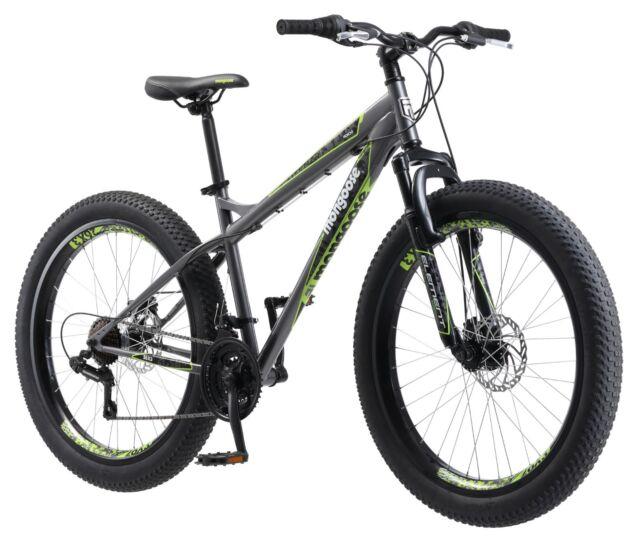 "26"" Men's Mongoose Hondo Mountain Bike - Grey R7924KM"
