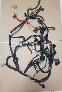 12 yamaha raider xv1900 main loom wire harness wiring oem 2012 2017 rh ebay com