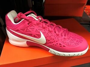683c73519f Nike Women s Zoom Cage 2 Tennis Shoe Style  705260 600