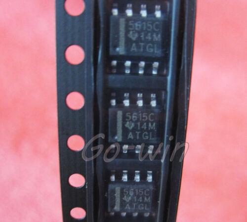 10PCS TLC5615CDR TI IC 10 BIT 12.5US DAC S//O 8-SOIC NEW
