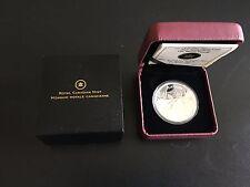 2012 $20 Robert Bateman Bull Moose Silver Coin