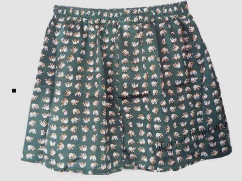 XL XXL. Mens Thai Silk Blend Boxer Shorts Elephant Design 4 Colors 4 Size M L