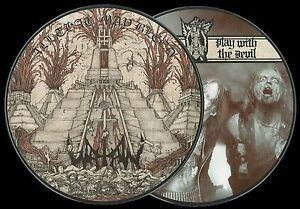WATAIN-All-That-May-Bleed-7-034-EP-PICTURE-DISC-Tribulation-Celtic-Frost-Hellhammer