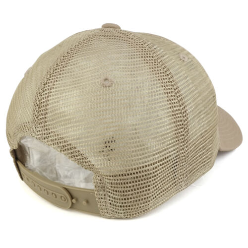 Low Profile Soft Fitting Mesh Back Adjustable Cotton Baseball Cap