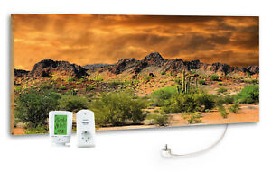 Marmony-M800-Plus-800-Watt-Infrarotheizung-034-Adventure-Rocks-034-inkl-Thermostat