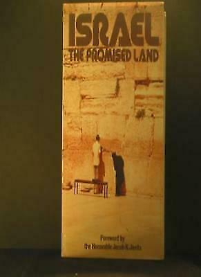 Israel: The Promised Land by Bill Harris (1980, Book, Illustrated)