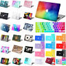 RUBBERIZED PAINT Hard Laptop Mac Case Cover for Macbook PRO/AIR11 13 15+Keyboard