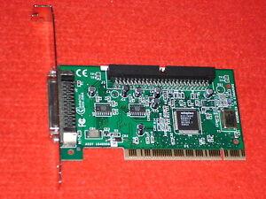 Adaptec-Controller-card-ava-2904-PCI-SCSI-Adapter-mapa-solo