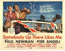 Somebody Up There Likes Me Lobby Card Set of 8 1956