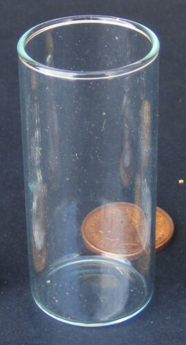 Tarro De Vidrio Escala 1:12 de almacenamiento de pescado tanque 5.4cm tumdee casa de muñecas en miniatura de G25i