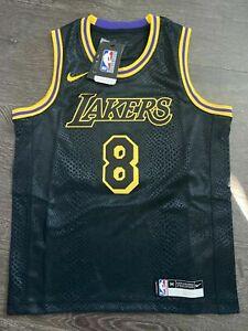 Lakers Kobe Bryant Black Mamba City Edition Swingman Jersey Youth ...