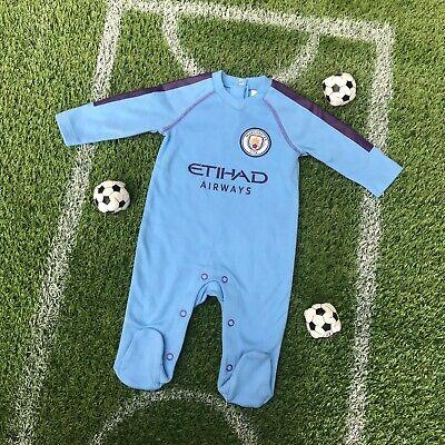 Manchester City Sleep Suit 2019-20